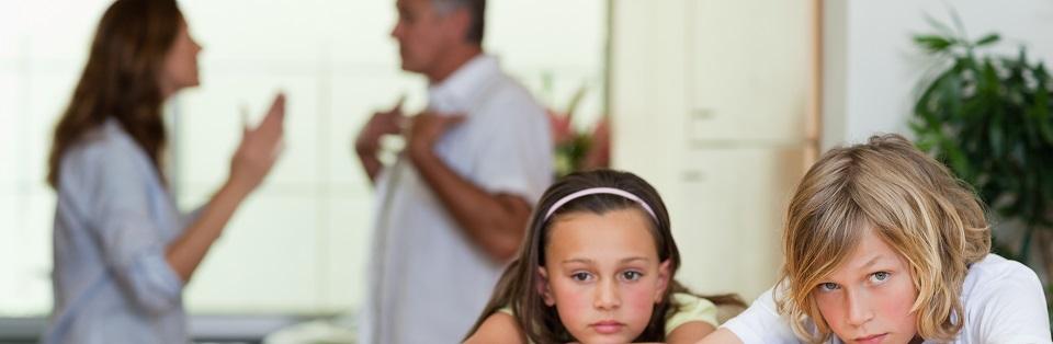 kinderen de dupe van een echtscheiding?